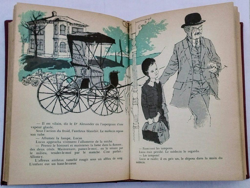 livre illustré années 60