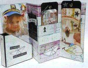 Faire soi-même une boîte originale pour ranger ses souvenirs de vacances