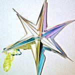 Un album photo étoile pour décorer la chambre de bébé